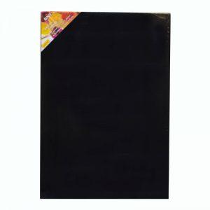 كانفس برواز أسود 70*50