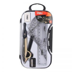 علبة أدوات هندسية – Deli G30404