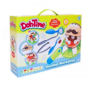 لعبة صلصال أحتاج طبيب أسنان – Doh Time