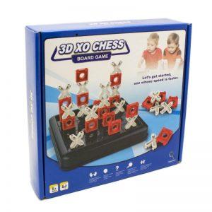 لعبة  3D XO CHESS