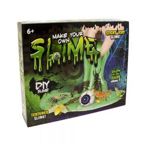 لعبة مصنع سلايم الرعب