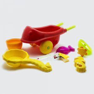 أدوات اللعب بالرمال