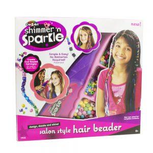 لعبة تزيين الشعر للبنات – كريزي أرت