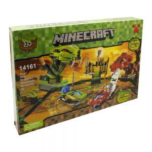 لعبة مكعبات تركيب MINECRAFT