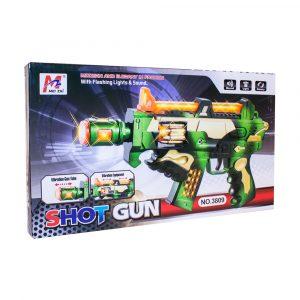 لعبة مسدس مضيئ