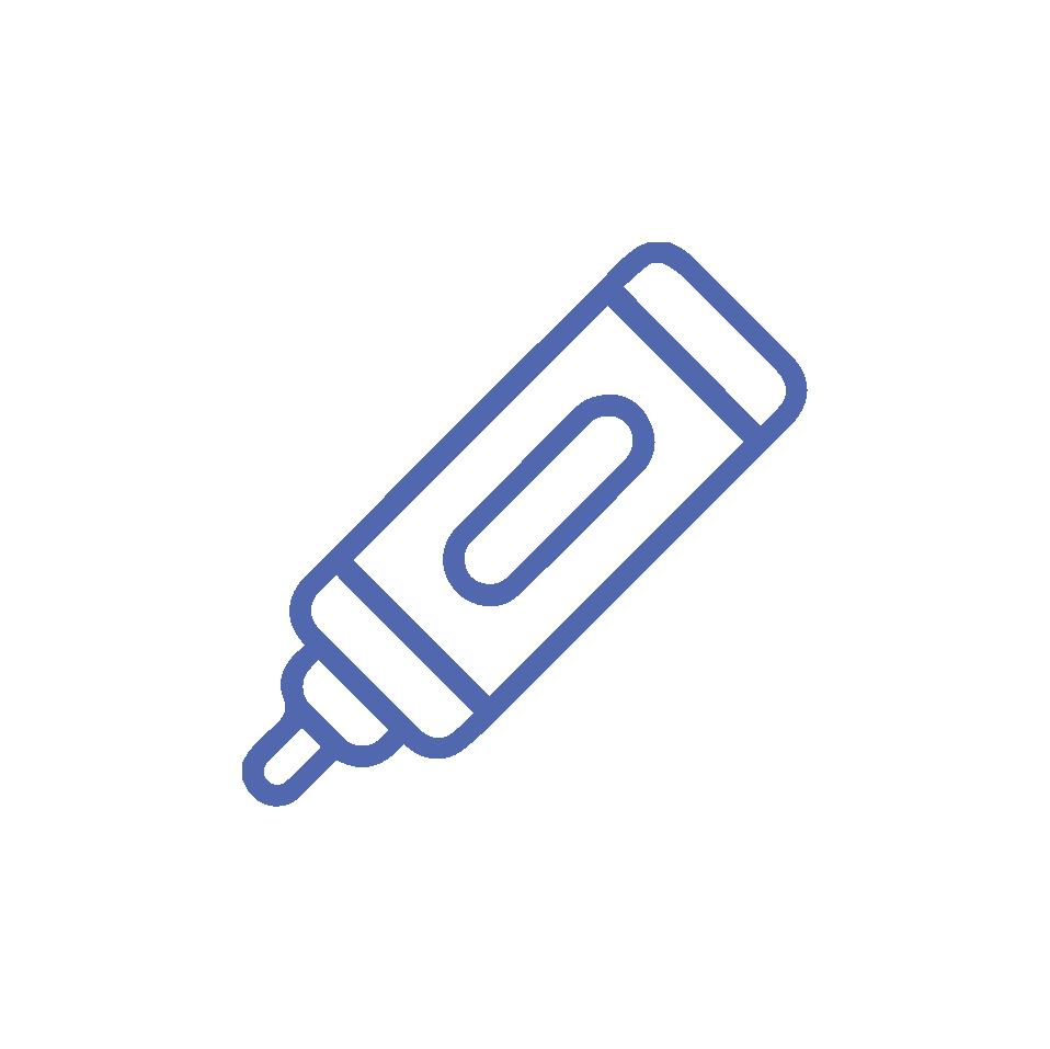 أقلام وشرائط التصحيح