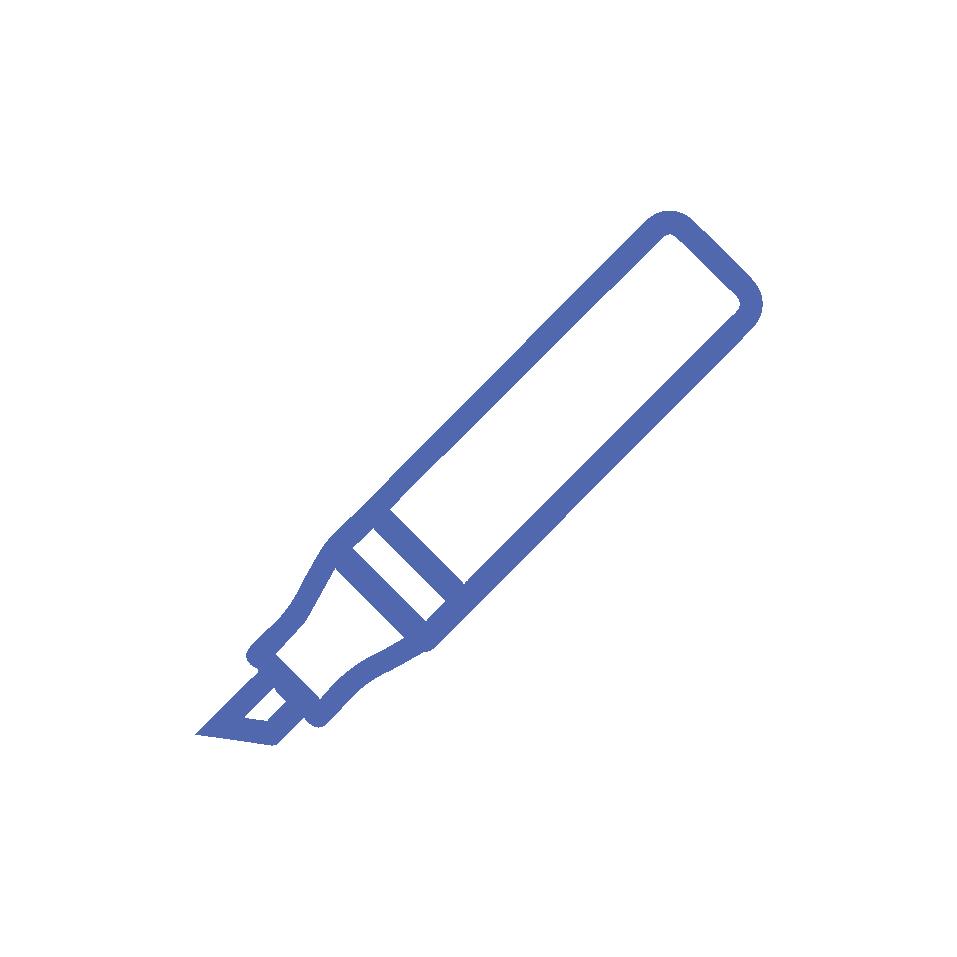 أقلام التظهير